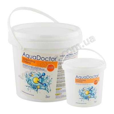 Медленно растворимый хлор 5 кг AquaDoctor C90-T