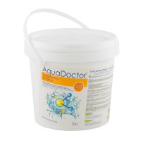 Медленно растворимый хлор 1 кг AquaDoctor C90-T