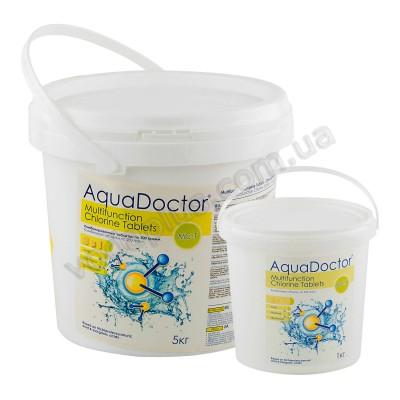 Мультитаб 3 в 1 5 кг AquaDoctor MC-T