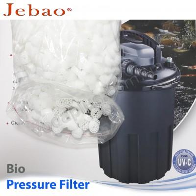 Фильтр напорный для пруда Jebao CBF-12000