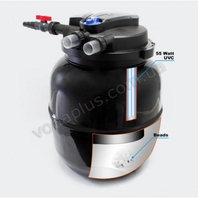 Напорный фильтр для пруда SunSun CPA-50000 55W