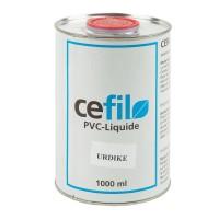 Жидкий ПВХ для пленки Cefil (темно голубой)