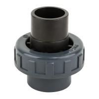 Муфта разборная клей-клей PVC Kripsol EHS10 50.C, 50 мм