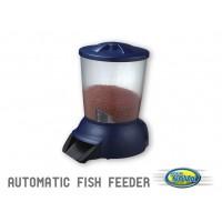 Автоматическая кормушка для пруда  AquaNova Fish Feeder