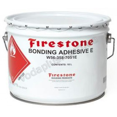 Клей монтажный Bonding Adhesive Firestone 10 L