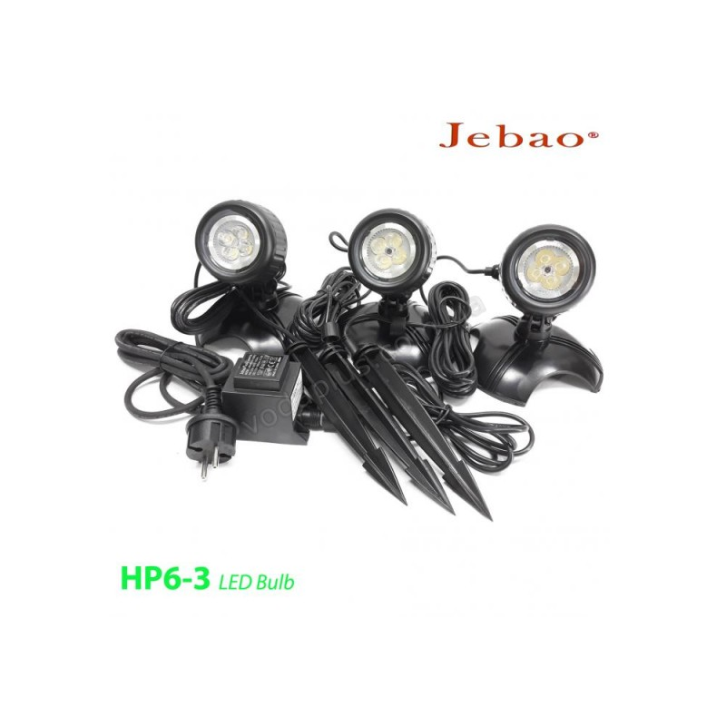 Светильник для пруда Jebao HP6-3