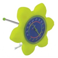 Термометр плавающий Цветок Kokido