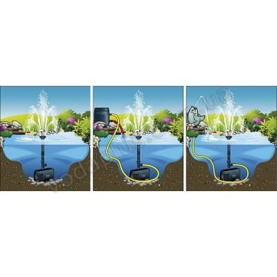 Насос для пруда AquaNova NSP-10000 Fountain