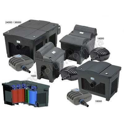 Комплект фильтрации Oase BioSmart Set 14000 для пруда