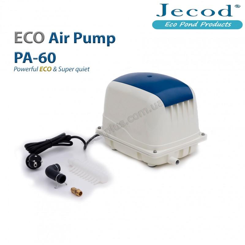 Компрессор для пруда Jecod PA-60, 60 л/мин