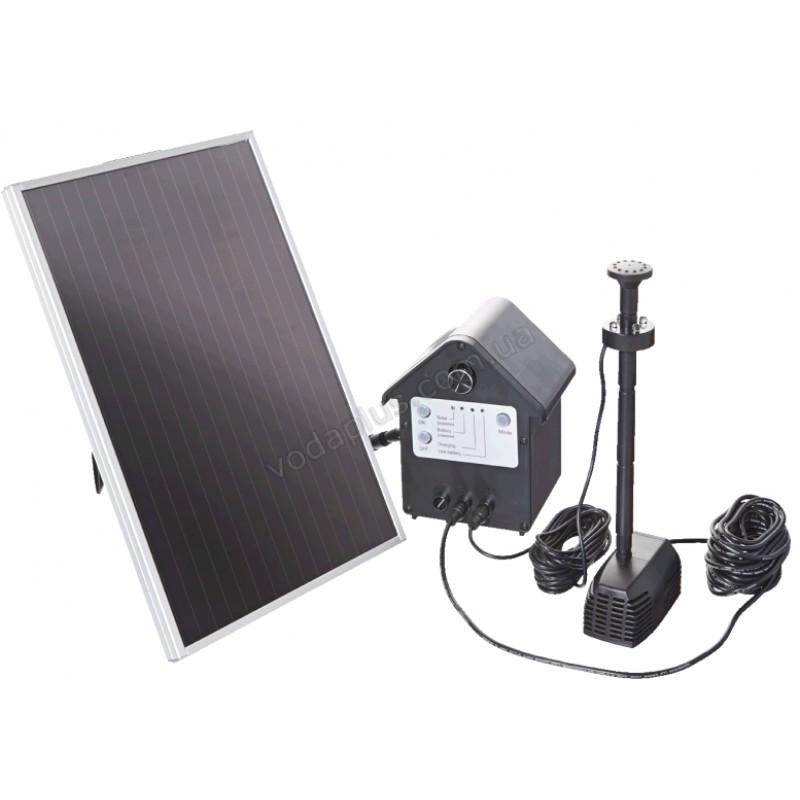 Фонтанный набор на солнечной панели Pontec PondoSolar Plus 250