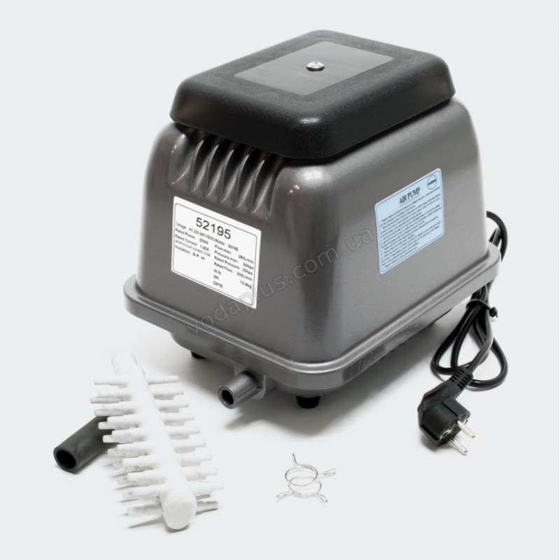 Компрессор для пруда SunSun HJB-280, 280 л/мин