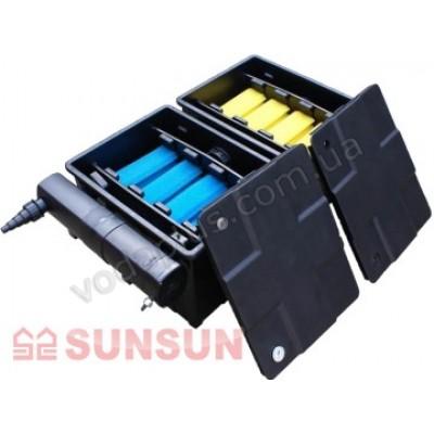 Проточный фильтр для пруда SunSun CBF 350 B-UV