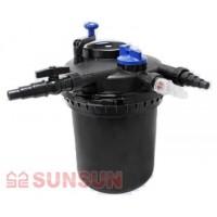 Напорный фильтр для пруда SunSun CPF-10000 11W