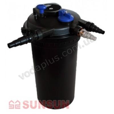Напорный фильтр для пруда SunSun CPF-15000 18W