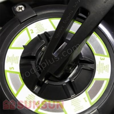 Напорный фильтр для пруда SunSun CSF-500 36W