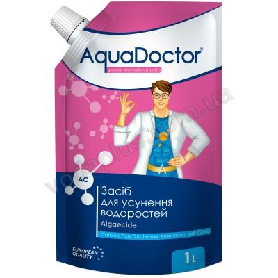 Альгицид 1 л AquaDoctor AC (дой-пак)