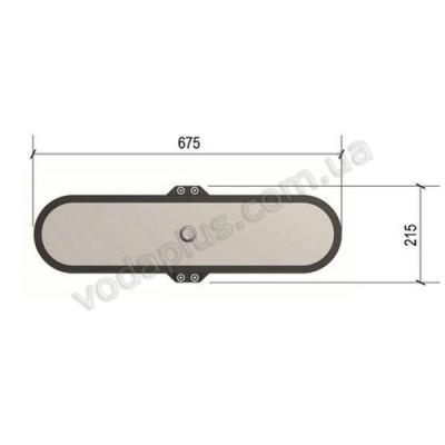 Воздушный распылитель тарельчатый APD 650мм