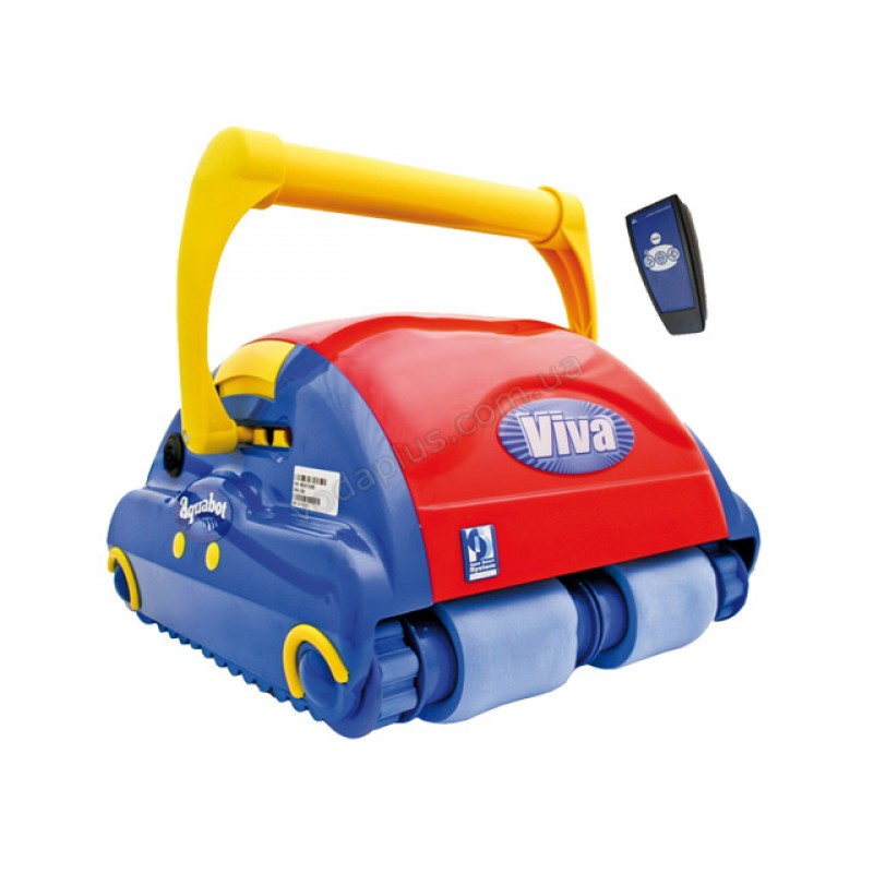 Робот пылесоc Aquabot Viva