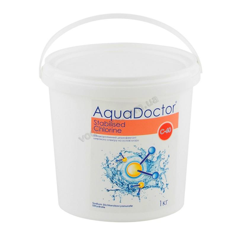 Шок хлор 5 кг AquaDoctor C60 (гранулы)
