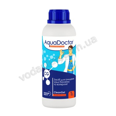 Средство для очистки ватерлинии 1 л AquaDoctor CG CleanGel