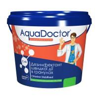 Шок хлор 1 кг AquaDoctor C-60 (гранулы)