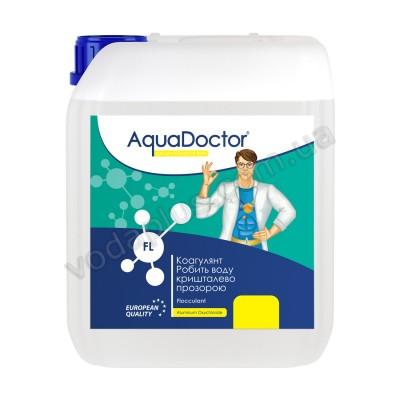 Коагулянт 5 л AquaDoctor FL (жидкий)