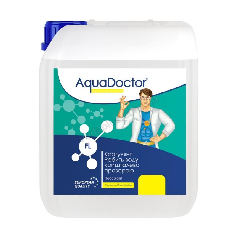Коагулянт 20 л AquaDoctor FL (жидкий)