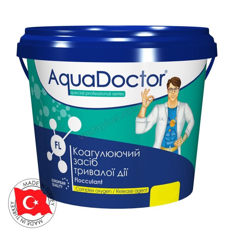 Коагулянт 50 кг AquaDoctor FL (гранулы)