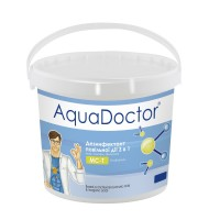 Мультитаб 3 в 1 1 кг AquaDoctor MC-T
