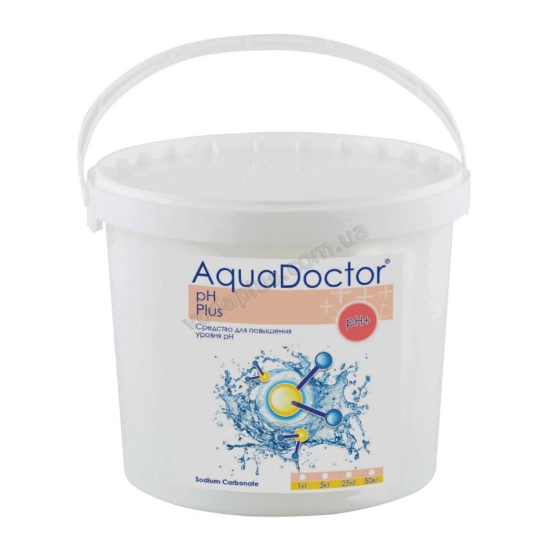 Средство для повышения уровня рН 50 кг AquaDoctor pH Plus