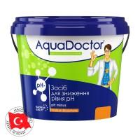 Средство для понижения уровня рН 1 кг AquaDoctor pH Minus