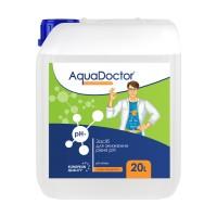 Средство для понижения уровня рН жидкий 20 л AquaDoctor pH Minus