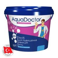 Средство для повышения уровня рН 25 кг AquaDoctor pH Plus
