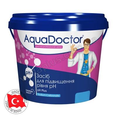 Средство для повышения уровня рН 5 кг AquaDoctor pH Plus