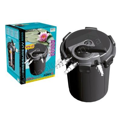 Фильтр напорный для пруда  KLARPRESSURE UV 8000