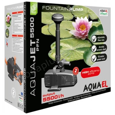 Насос для пруда Aquael AquaJet PFN 5500