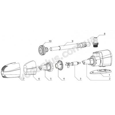 Насос для пруда Aquael AquaJet PFN 2000