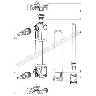 Уф стерилизатор AquaEl PS-11 W
