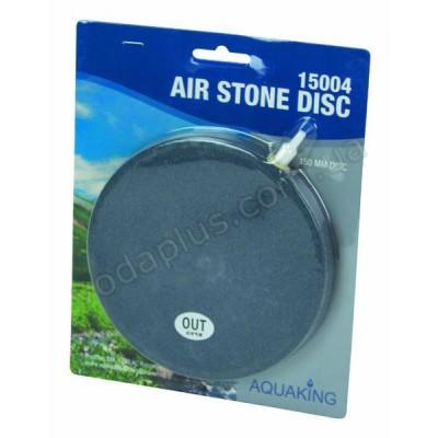 Воздушный распылитель AquaKing Air Stone Disk 150х18 мм