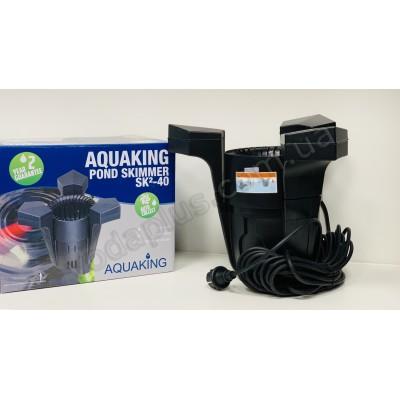 Скиммер для пруда плавающий AquaKing SK2-40
