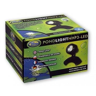 Светильник для пруда AquaNova NHP3-LED