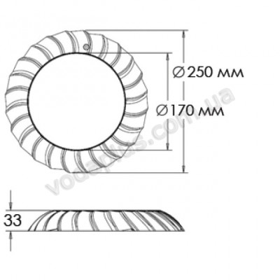 Прожектор светодиодный Aquaviva LED006 - 252led