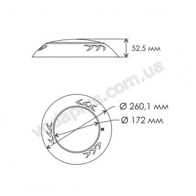 Прожектор светодиодный Aquaviva LED033 - 180led