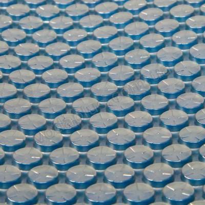 Солярное покрытие AquaViva Platinum Bubble  500 mic., 4,5 м
