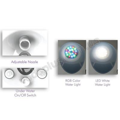 Противоток AquaViva WTB400T 80 м3/час