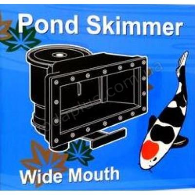 Скиммер для пруда Yamitsu Pond Skimmer Wide Mouth