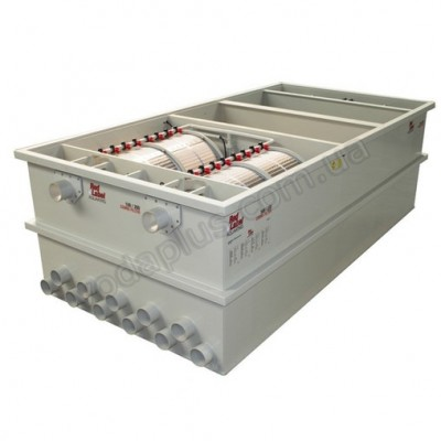 Комбинированный барабанный фильтр для пруда (УЗВ) Aquaking Red Label Combi Drum filter 100/200 XL