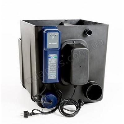 Барабанный фильтр для пруда (УЗВ) Filtreau Drum-Filter UVC 40 W (Gravity)