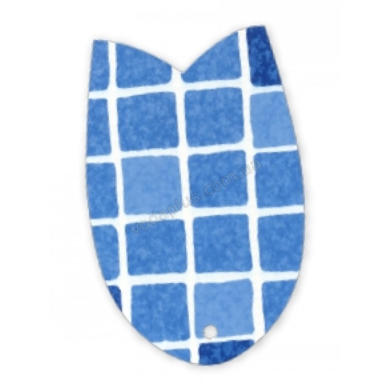 Лайнер для бассейна Elbeblue STG 200 antislip mosaic blue (антислип мозаика синяя)